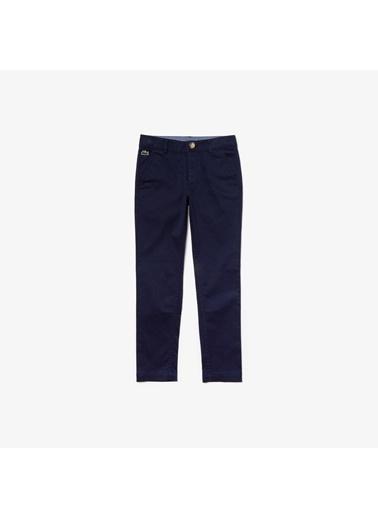 Lacoste Unisex Çocuk  Pantolon HJ3317 Lacivert